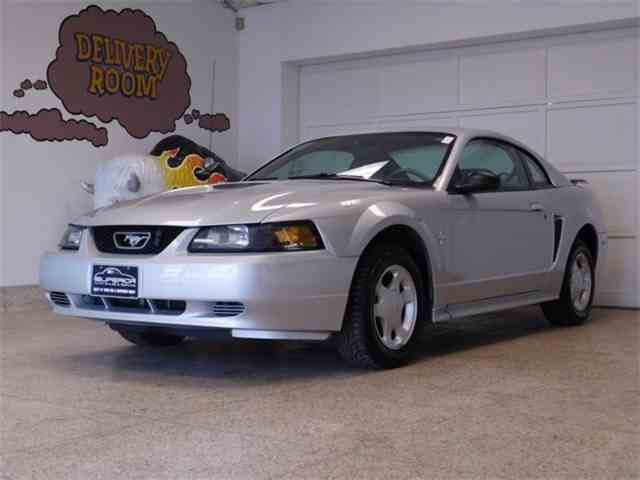 Entry4 2001 Ford Mustang For Sale Classiccars Com Cc 666600