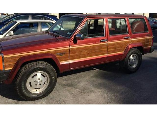 Classic Jeep Wagoneer for Sale on ClassicCars