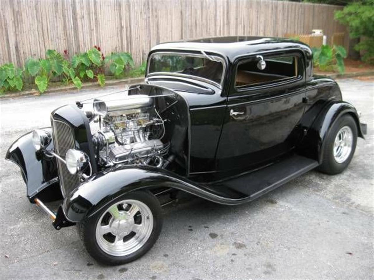 Coupe Ford For Sale 1932 Ford Coupe In Cadillac Michigan