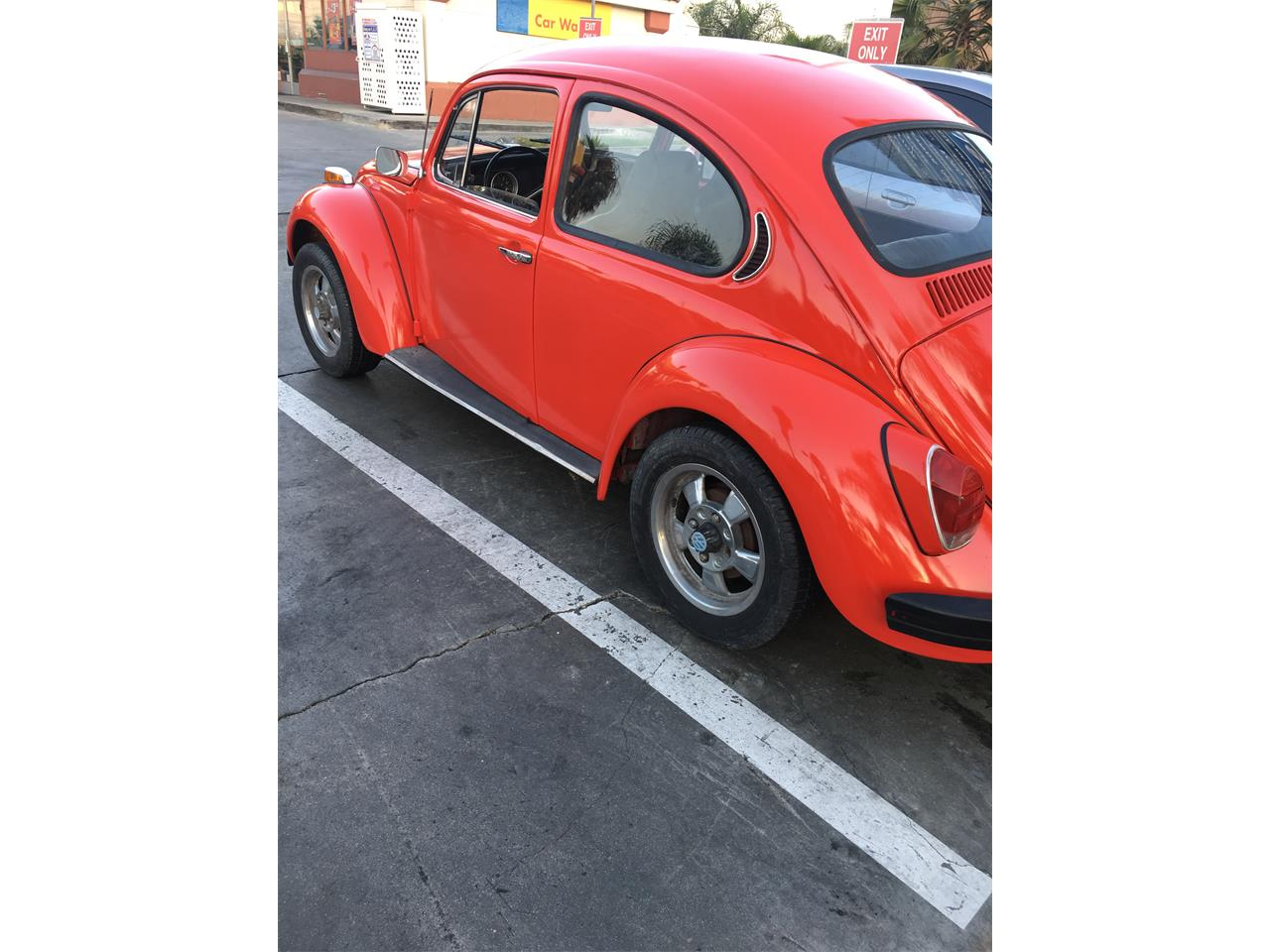 Ohre Classic For Sale 1971 Volkswagen Beetle In Dana Point California