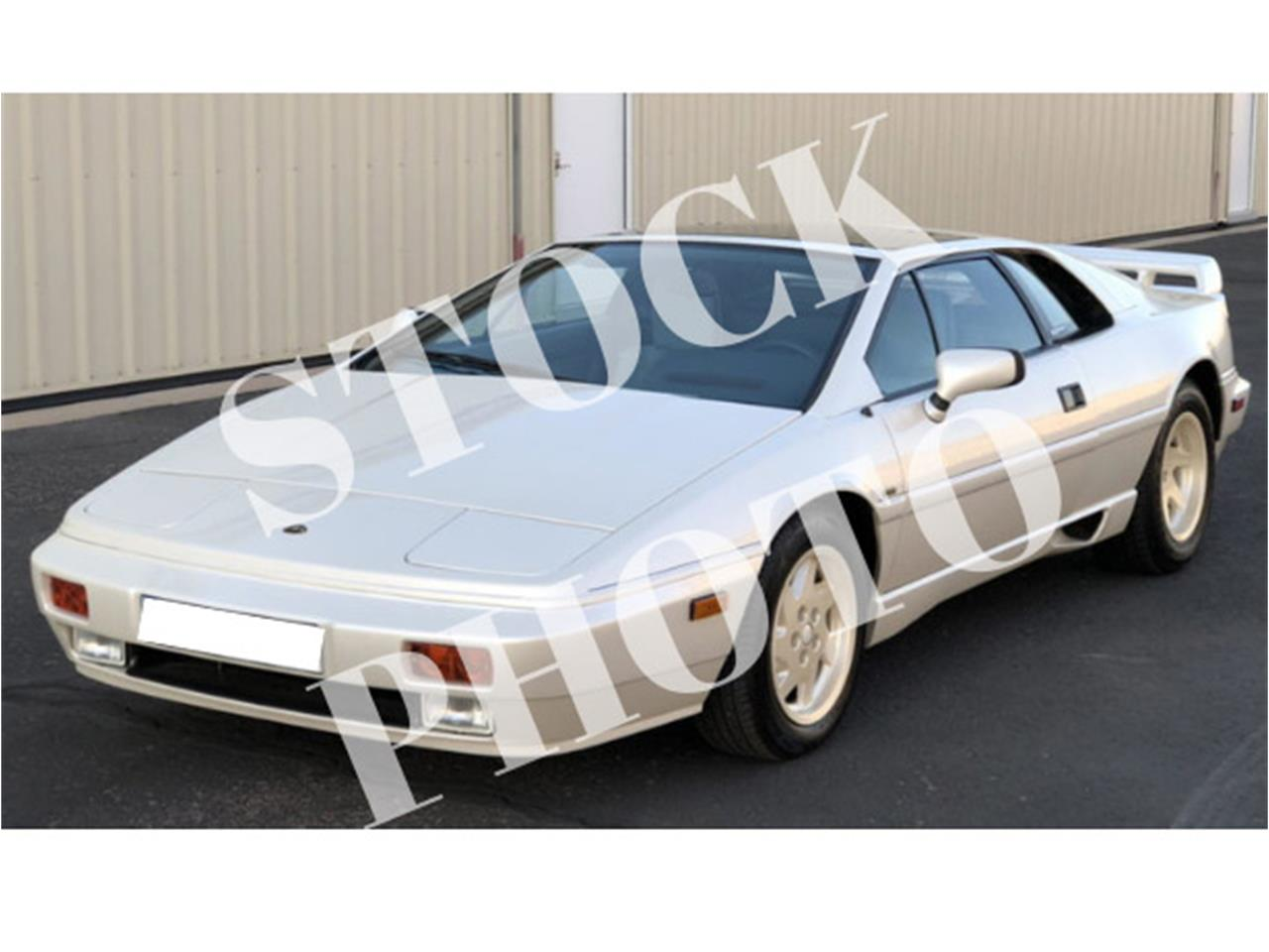 Esprit New 1988 Lotus Esprit For Sale Classiccars Cc 1175367