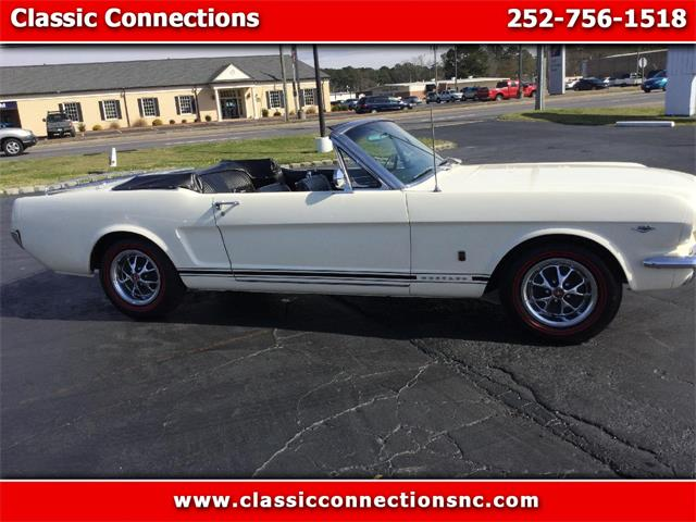 1965 Ford Mustang GT for Sale ClassicCars CC-1143974