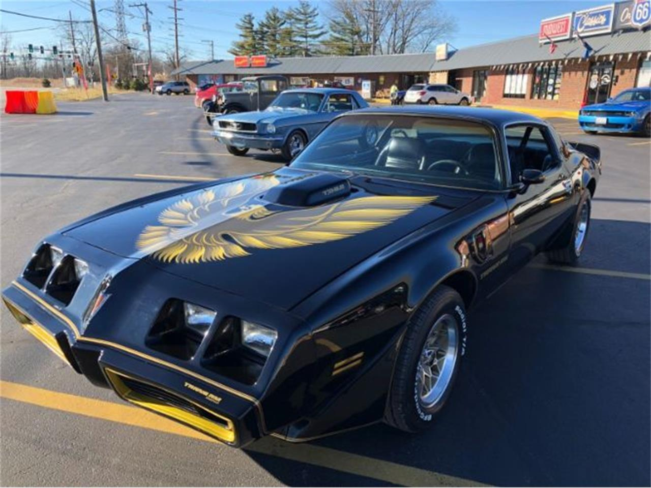1979 Trans Am Picture For Sale 1979 Pontiac Firebird Trans Am In Cadillac Michigan