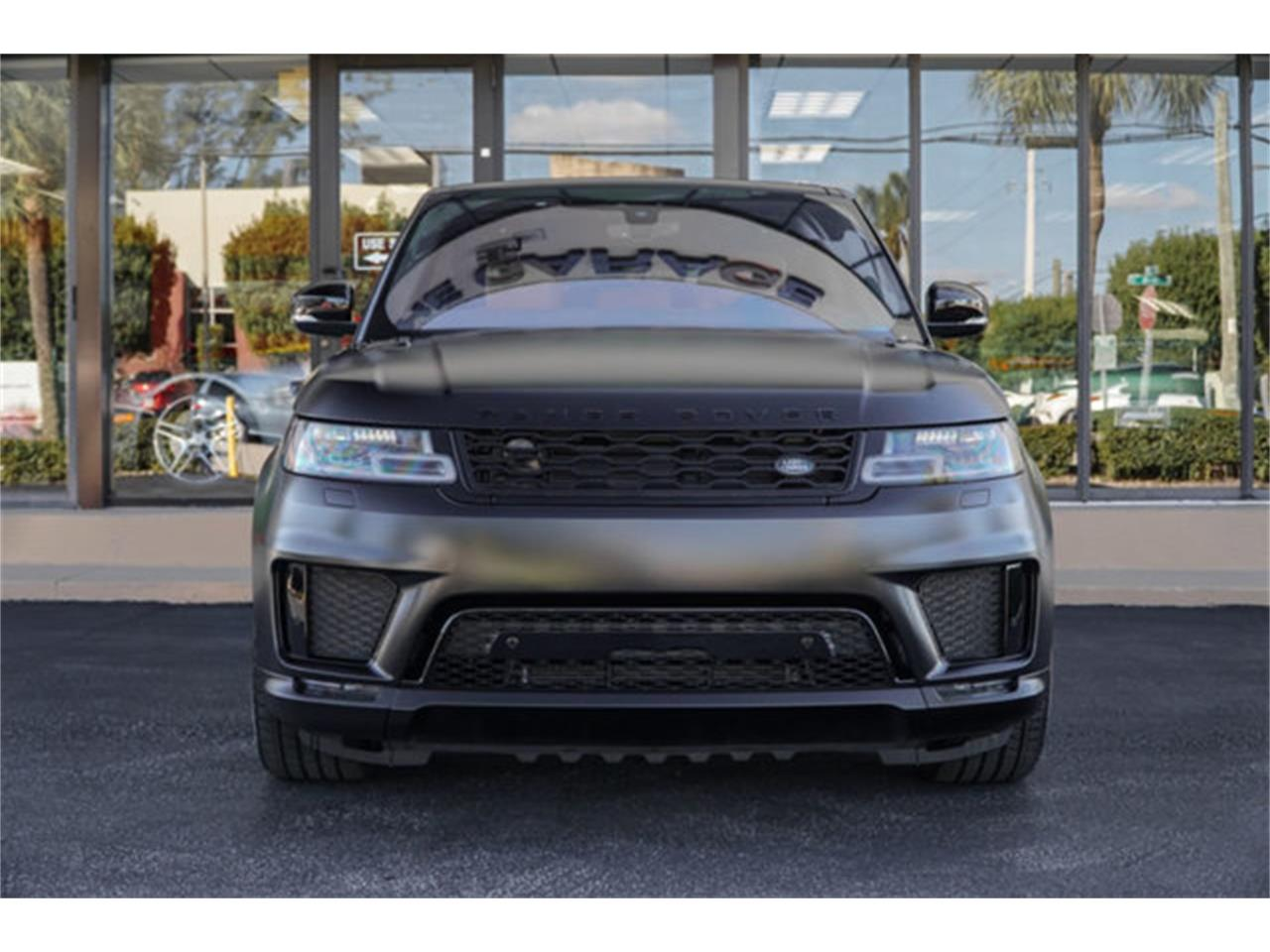 Garage Sale Rover For Sale 2018 Land Rover Range Rover Sport In Miami Florida