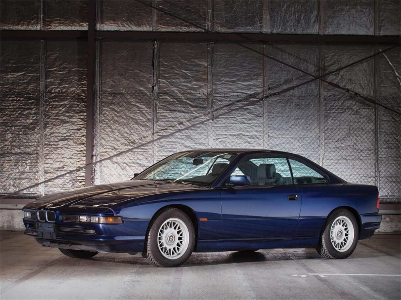 Bmw Interieur Verf 1992 Bmw 850 For Sale Classiccars Cc 1195763