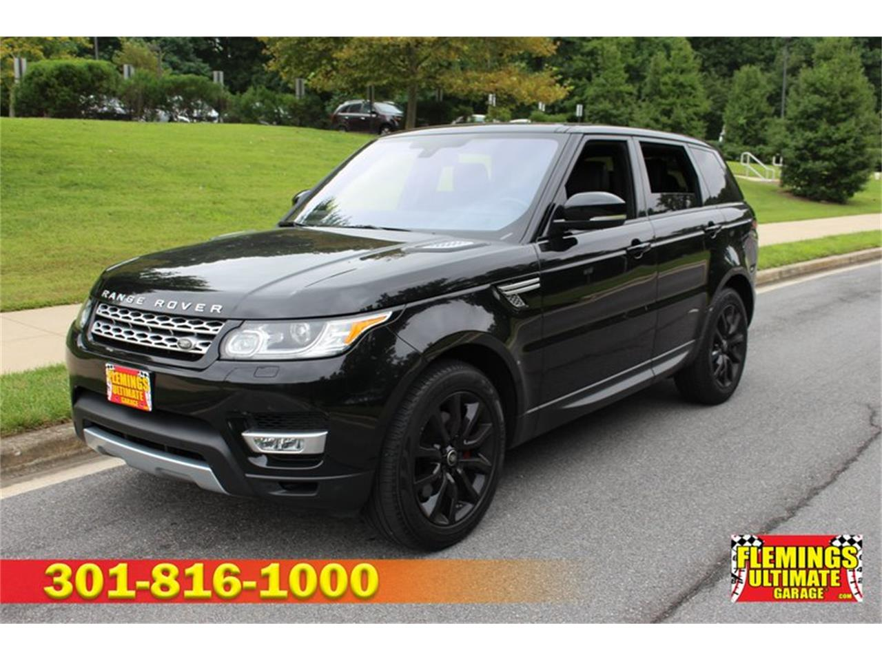 Garage Sale Rover For Sale 2016 Land Rover Range Rover In Rockville Maryland