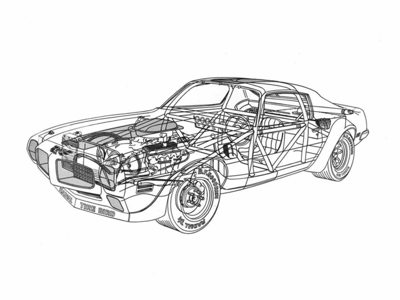 1970 pontiac trans am 455