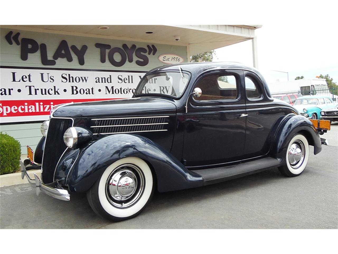 Coupe Ford For Sale 1936 Ford 5 Window Coupe In Redlands California