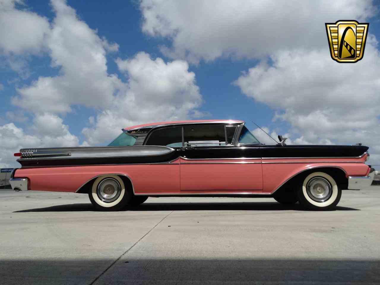 1958 mercury park lane for sale