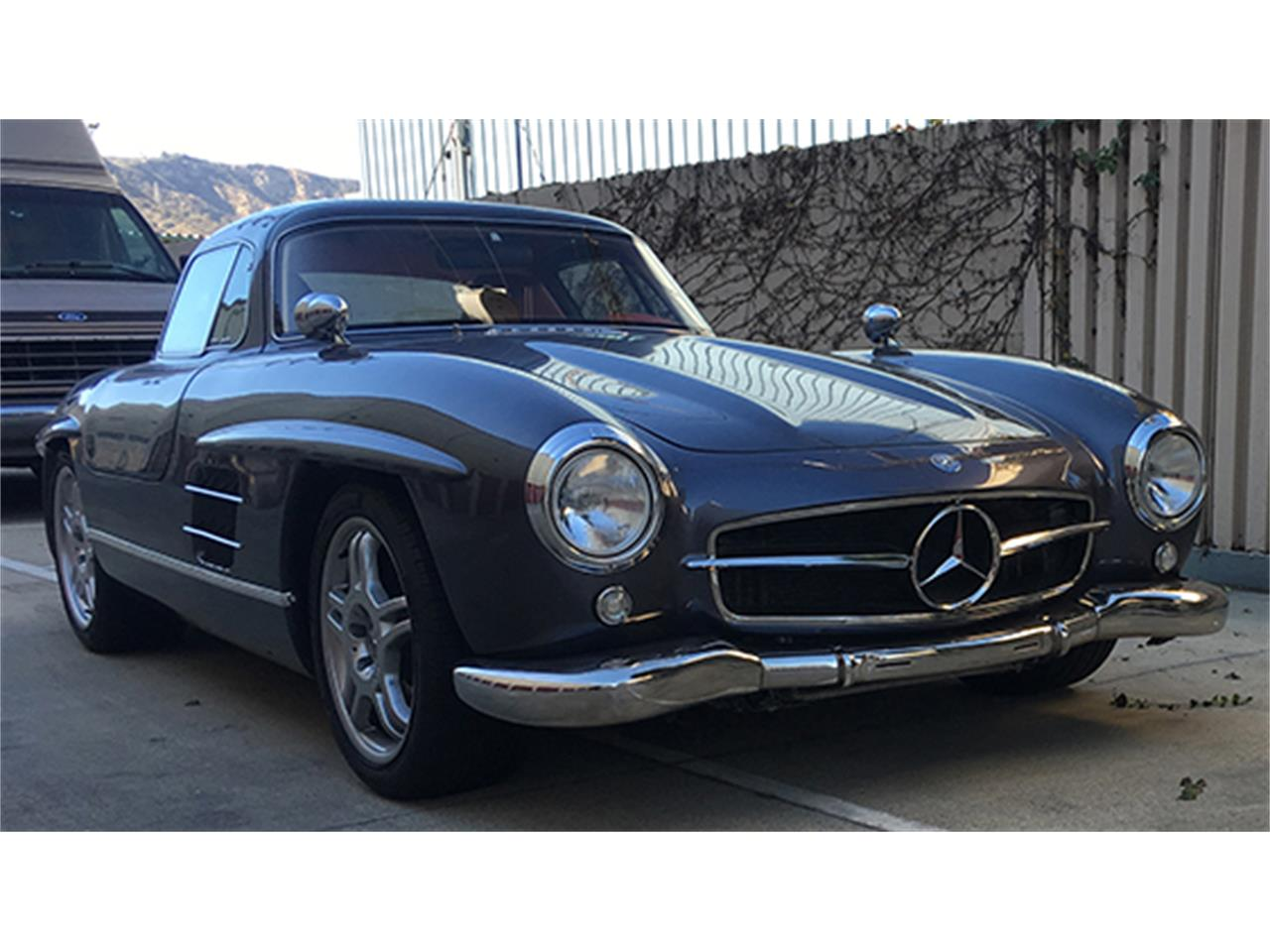 Replica ???? 1955 Mercedes Benz 300 Sl Gullwing Replica For Sale Classiccars