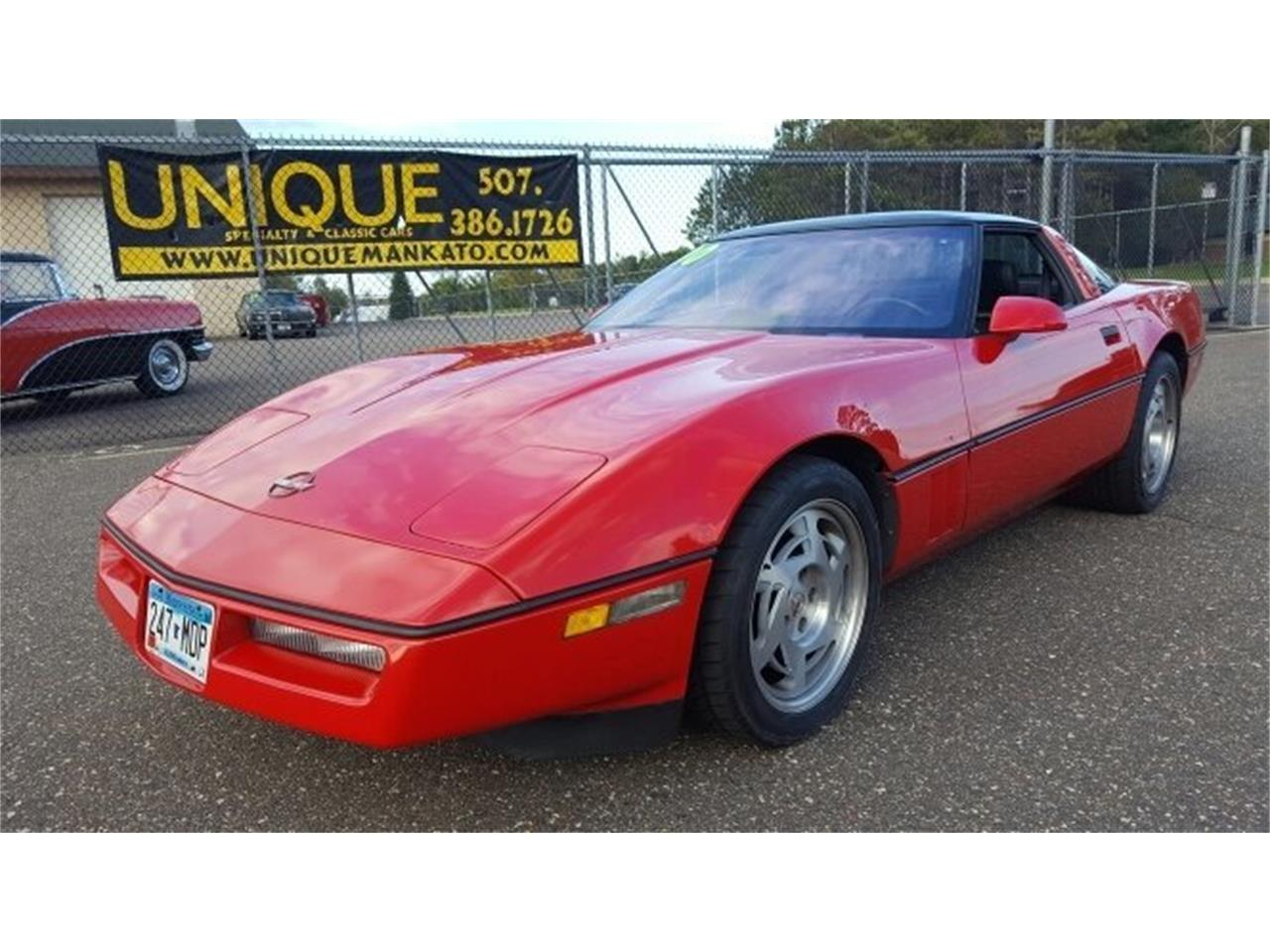 1990 Chevrolet Corvette Zr1 For Sale 1990 Chevrolet Corvette Zr1 In Mankato Minnesota