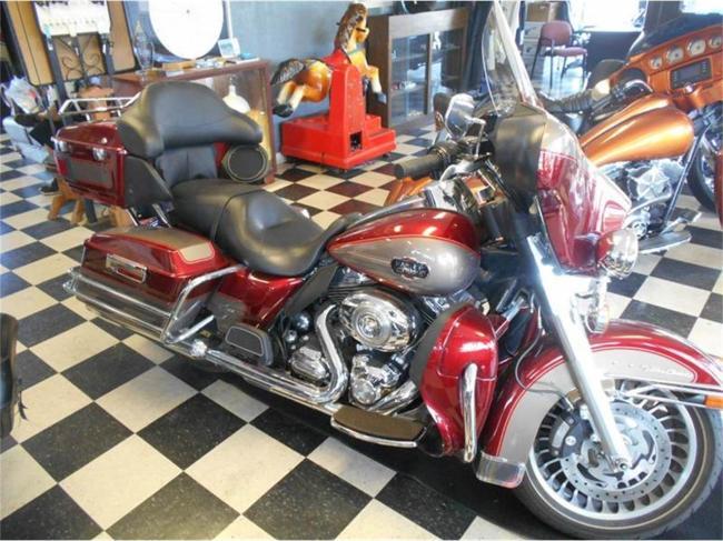 2009 Harley-Davidson Electra Glide in Olathe, Kansas