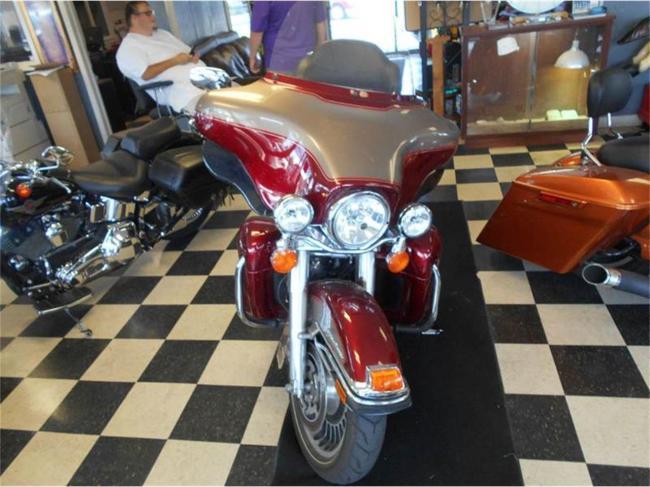 2009 Harley-Davidson Electra Glide - 2009 (4)
