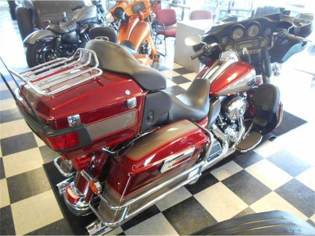 2009 Harley-Davidson Electra Glide - Electra Glide (11)