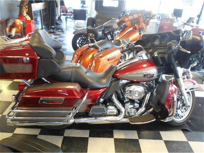 2009 Harley-Davidson Electra Glide - Manual (13)