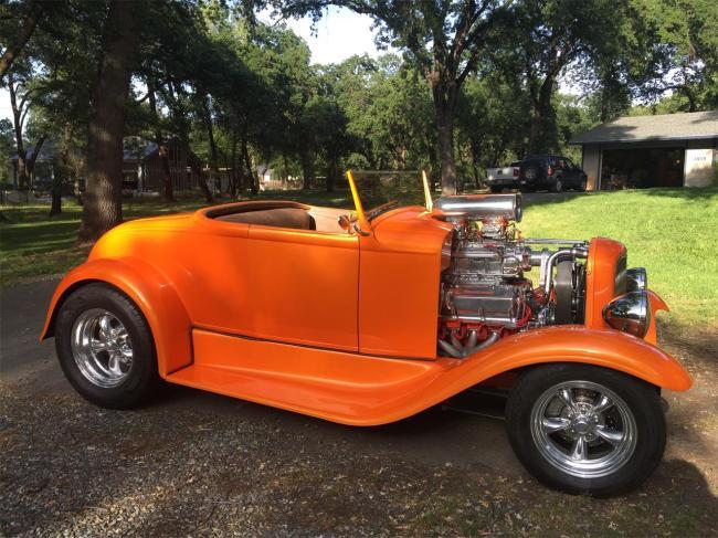 1931 Ford Model A - California (1)