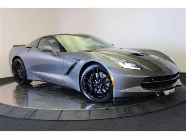 2016 Chevrolet Corvette in Anaheim, California