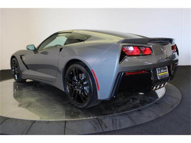 2016 Chevrolet Corvette - California (1)