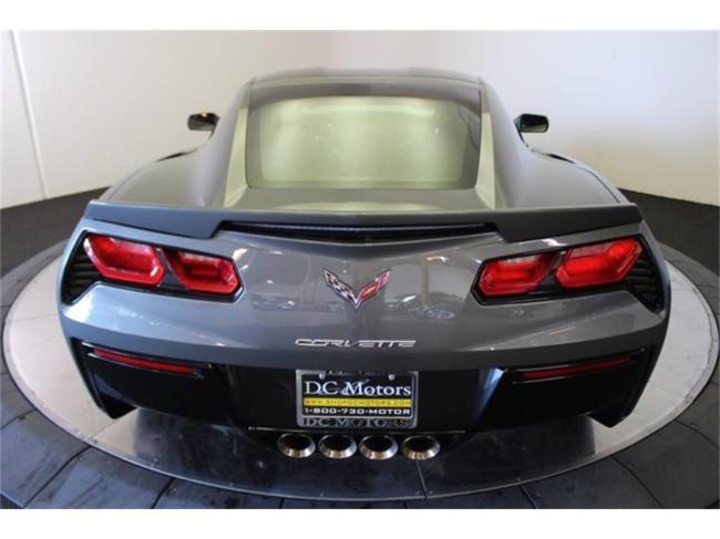 2016 Chevrolet Corvette - Corvette (22)