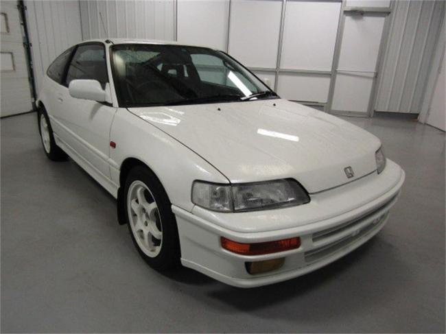 1990 Honda CRX - Virginia (2)