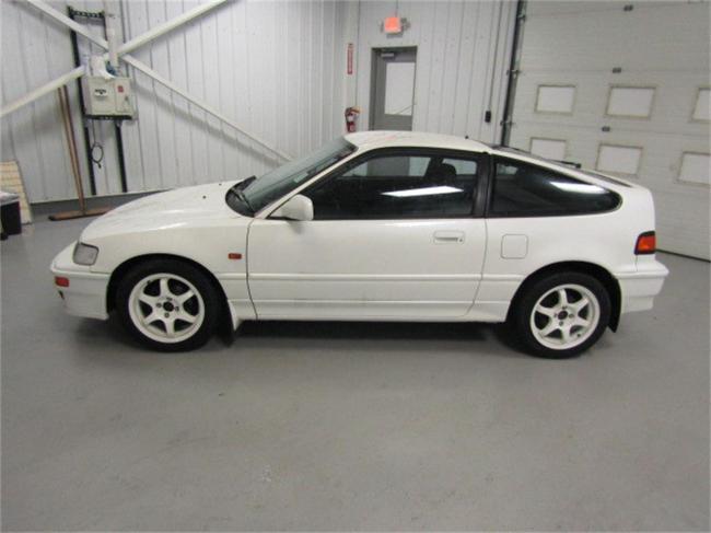 1990 Honda CRX - CRX (5)