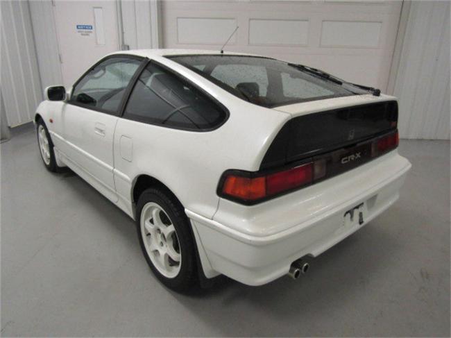 1990 Honda CRX - Honda (6)