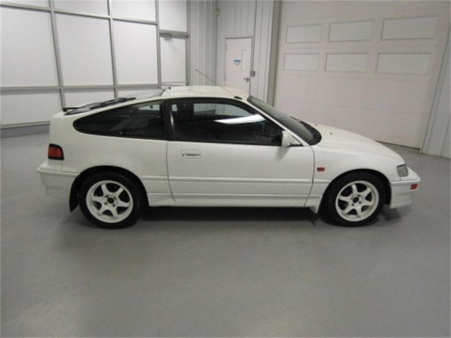 1990 Honda CRX - 1990 (9)
