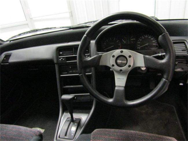 1990 Honda CRX - Automatic (16)