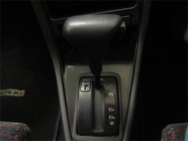 1990 Honda CRX - Automatic (20)