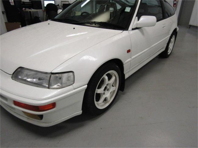 1990 Honda CRX - Automatic (27)