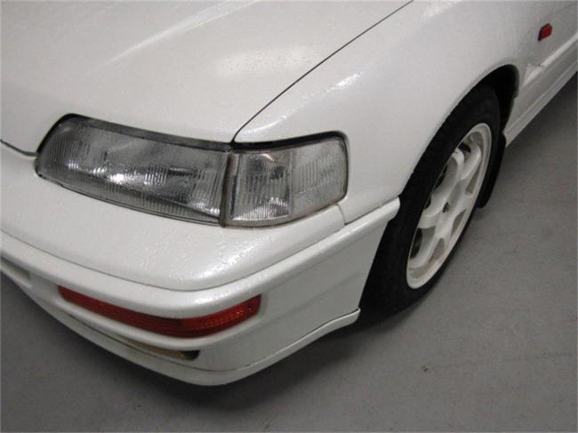 1990 Honda CRX - Honda (28)