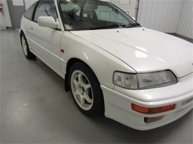 1990 Honda CRX - Automatic (29)
