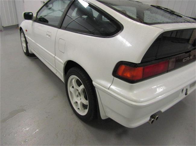 1990 Honda CRX - Automatic (31)