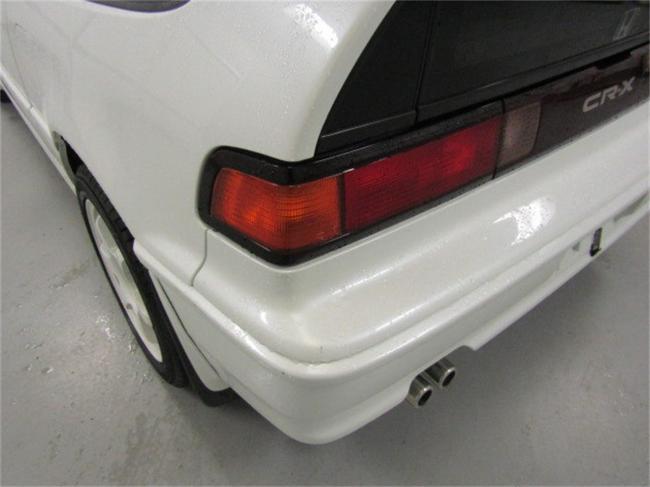 1990 Honda CRX - Automatic (32)