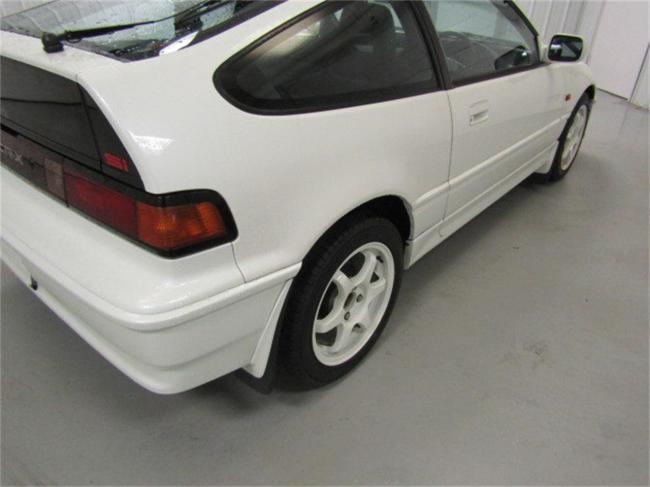 1990 Honda CRX - Honda (33)