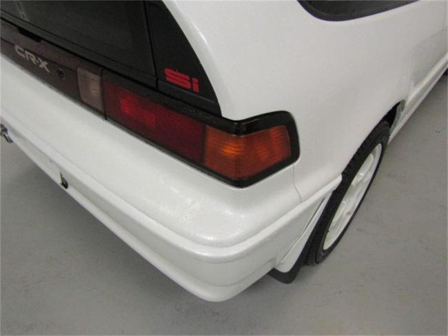 1990 Honda CRX - Automatic (34)