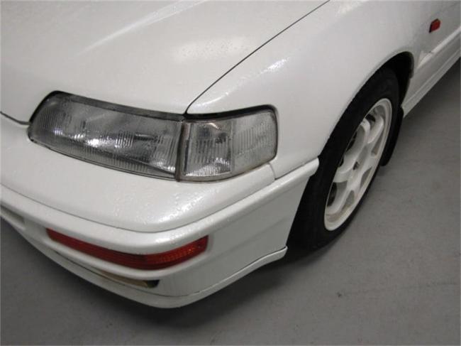 1990 Honda CRX - Automatic (50)