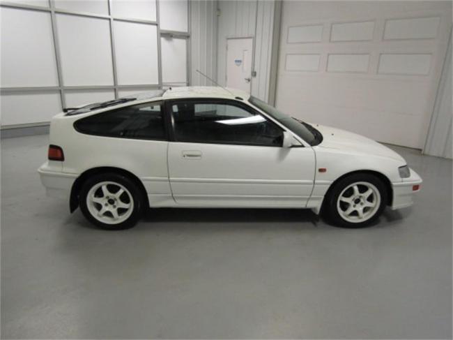 1990 Honda CRX - Virginia (74)