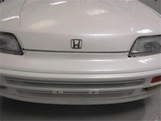 1990 Honda CRX - 1990 (79)