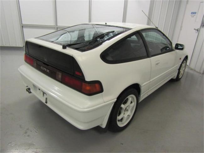 1990 Honda CRX - CRX (81)