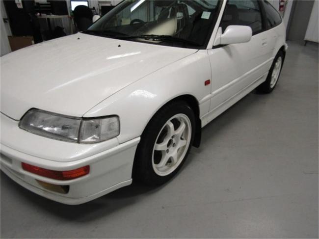 1990 Honda CRX - 1990 (85)