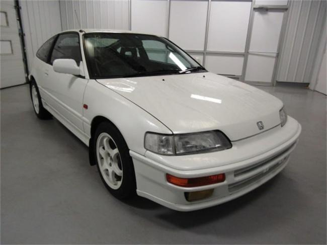 1990 Honda CRX - Automatic (93)