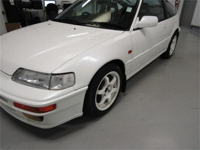 1990 Honda CRX - Automatic (94)