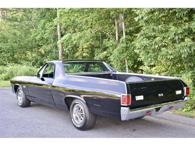 1972 Chevrolet El Camino - 1972 (4)