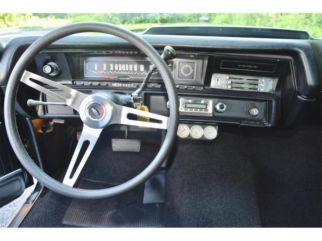1972 Chevrolet El Camino - Automatic (8)