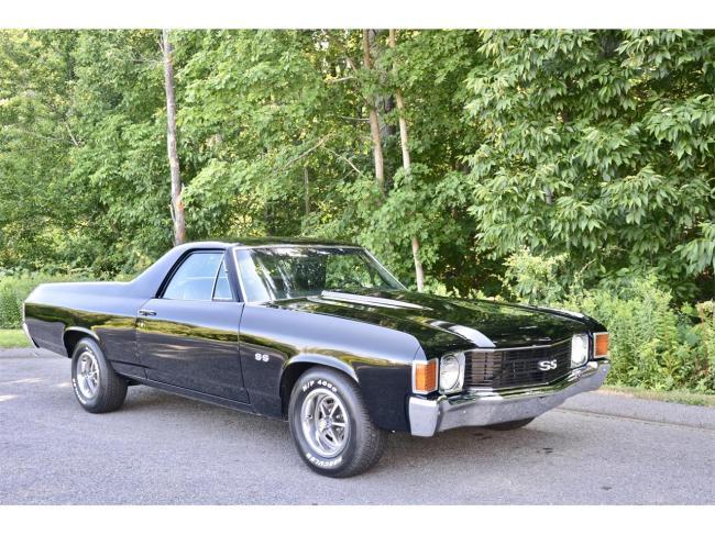 1972 Chevrolet El Camino - Chevrolet (12)