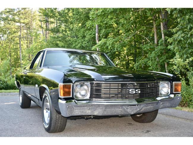 1972 Chevrolet El Camino - El Camino (14)