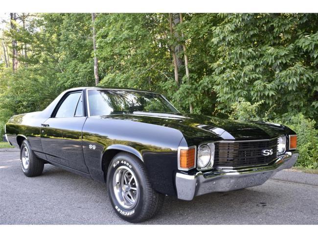 1972 Chevrolet El Camino - Automatic (16)