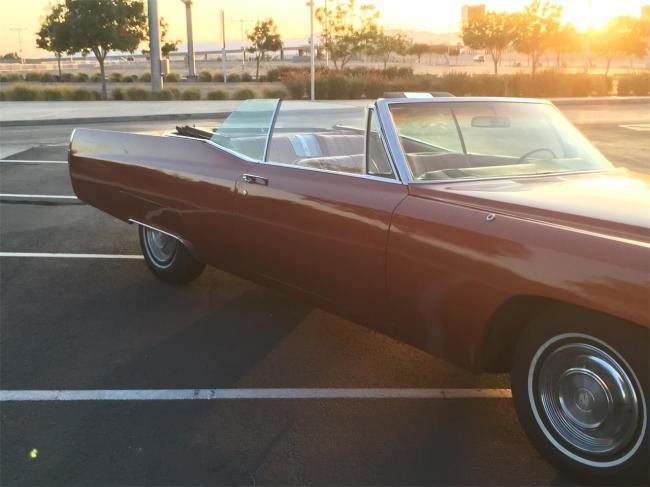 1968 Cadillac Coupe DeVille - Arizona (11)
