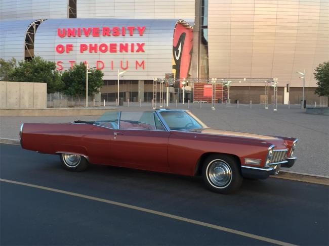 1968 Cadillac Coupe DeVille in Phoenix, Arizona
